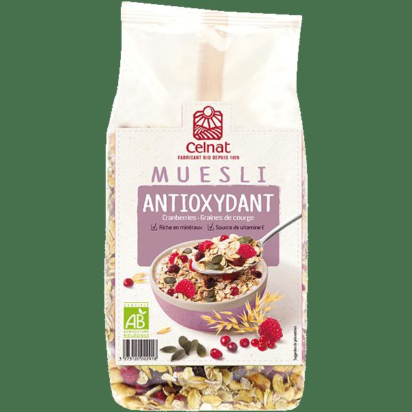 Muesli Antioxydant