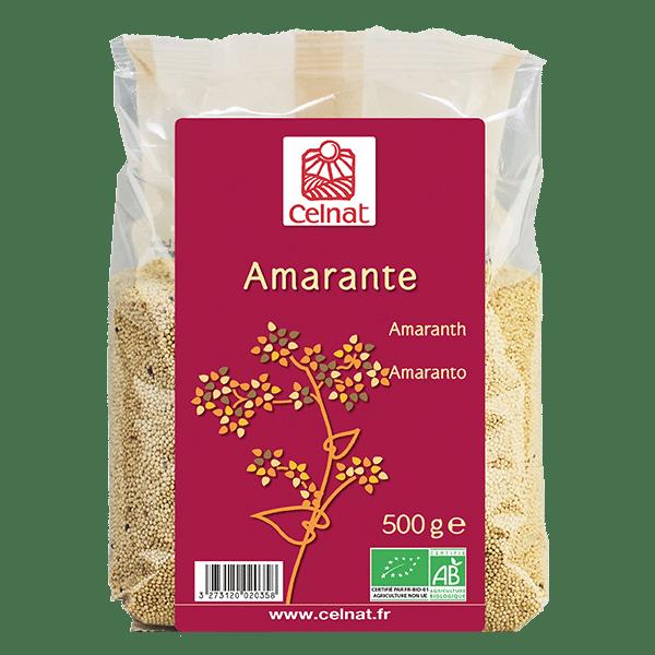 Amarante en grains