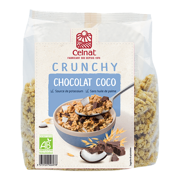 Crunchy Chocolat Coco