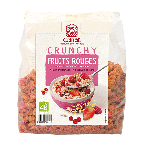 Crunchy Fruits Rouges