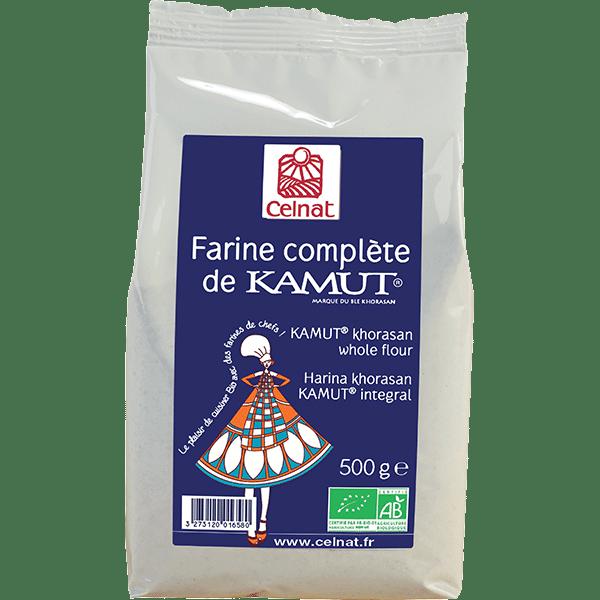 Farine complète de blé KHORASAN KAMUT®