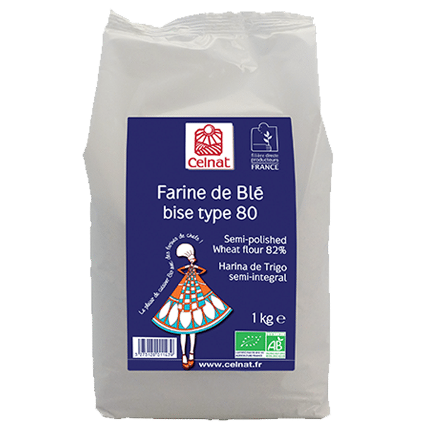 Integral Flour of Ancient Wheat 82%