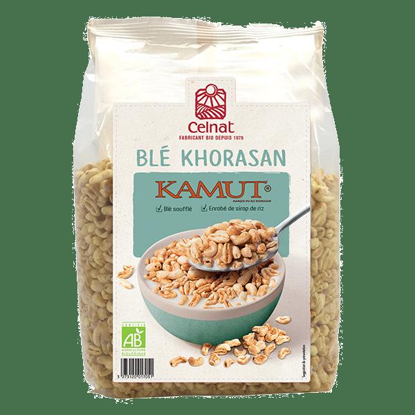 Blé Khorasan KAMUT® Soufflé