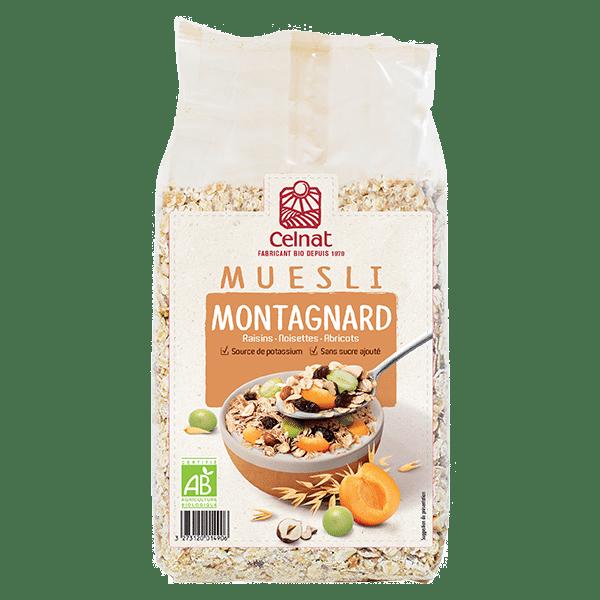 Muesli Montagnard