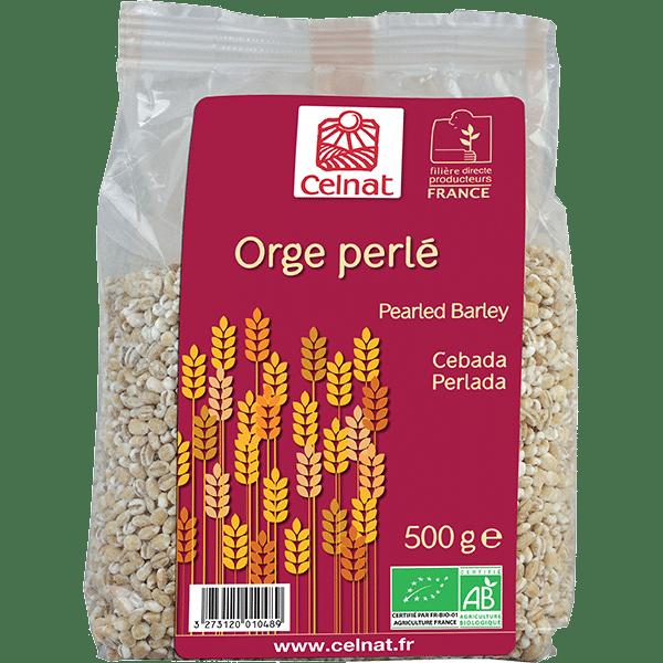 Orge perlé