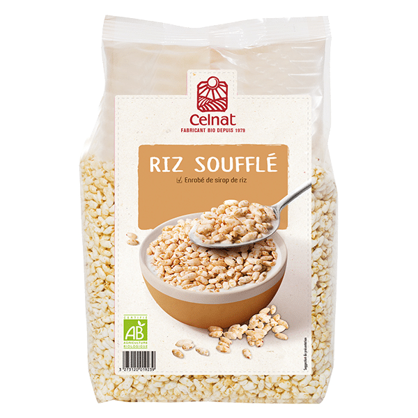 Riz Soufflé