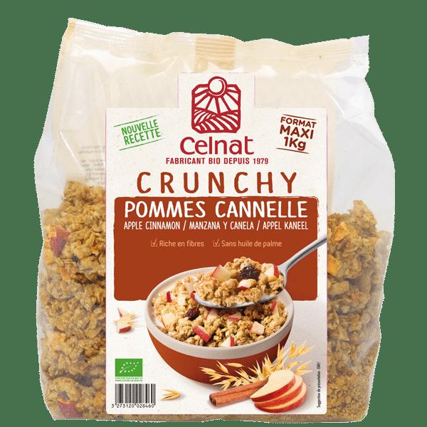 Crunchy Pommes Cannelle 1 Kg
