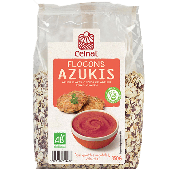Flocons d'Azukis