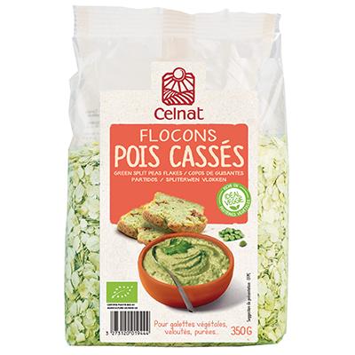 Flocons de Pois Cassés