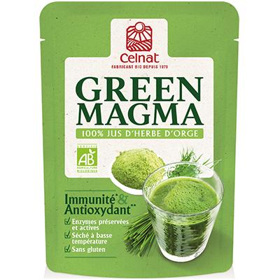 Green Magma 100%
