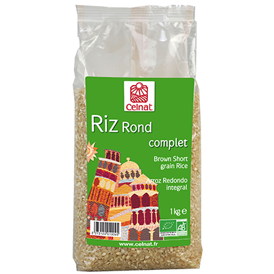 Brown Short Grain Rice