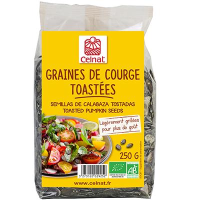 Graines de Courge toastées