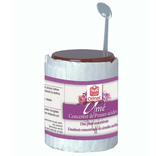 Umé (concentré de prunes acides)