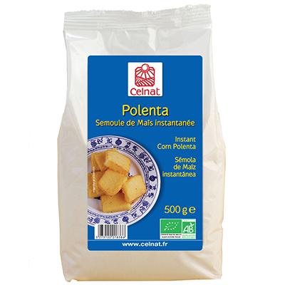 Polenta / Semoule de maïs instantanée