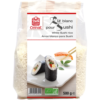 Riz blanc pour sushi