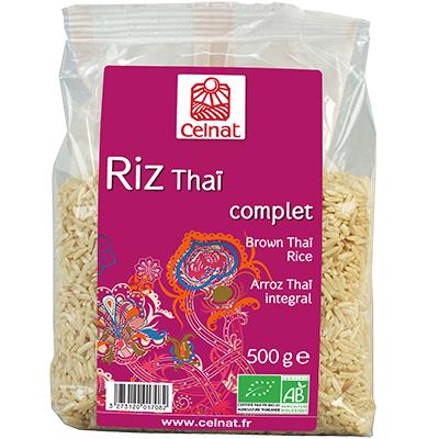 Riz thaï complet