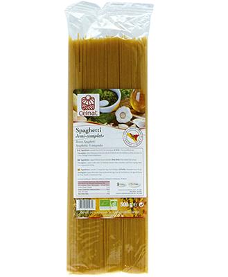 Spaghetti demi complets