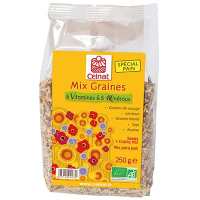 Mix Graines Oméga 3 & vitamine E