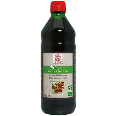 Sauce Shoyou (sauce de soja & blé)
