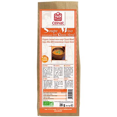 Soupe Miso  Instantanée Bio «Classic blend»