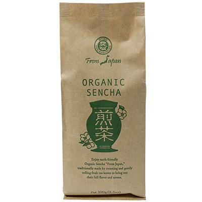 Thé vert Sencha (feuilles)
