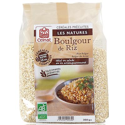 Boulgour de riz