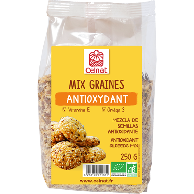 Antioxidant Seeds Mix