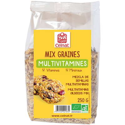 Mix Graines Multivitamines