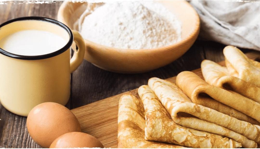 Crêpes, pancakes, blinis : lesquels préférez-vous ?