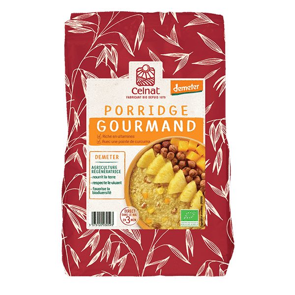 Porridge Gourmand Demeter