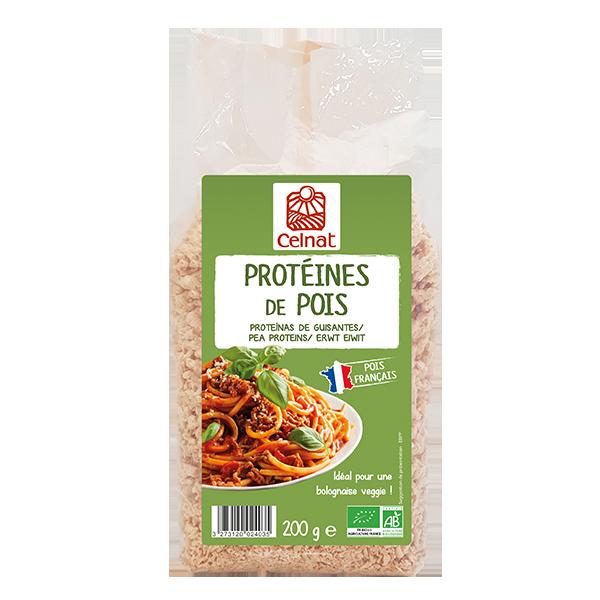 Protéines de pois France