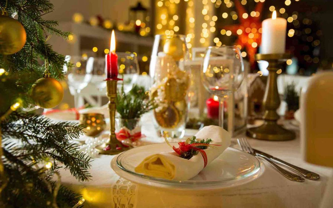 Comment rendre votre repas de fêtes plus sain ?